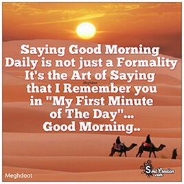 Good Morning Message Pictures