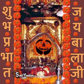 Shubh Prabhat Salasar Balaji