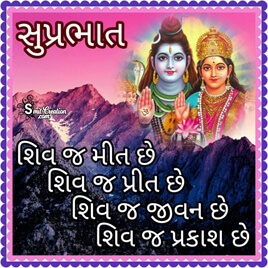 Shubh Savar Mahadev Photo