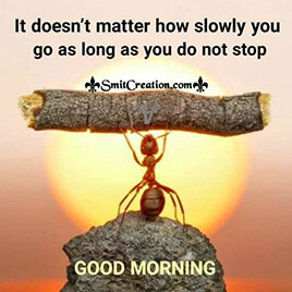 Good Morning Motivational Quote