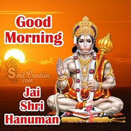 Good Morning Hanuman Pictures
