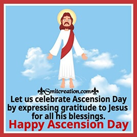 Ascension Day Pictures