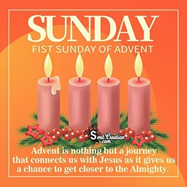 Advent Sunday Pictures